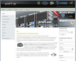 Profi1 Webhosting